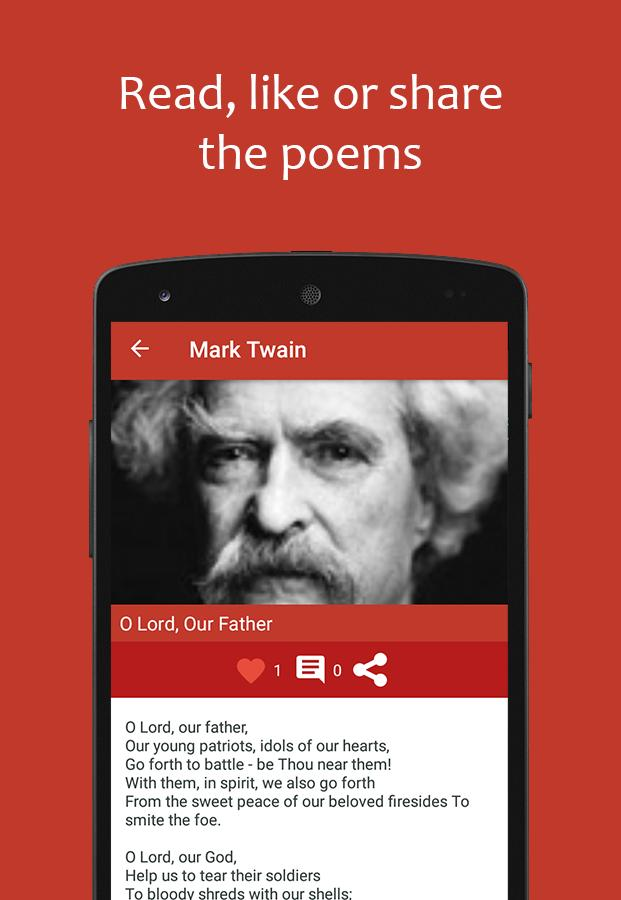Poems poster