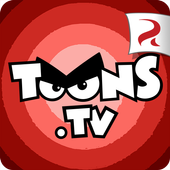 ToonsTV: Angry Birds video app icon