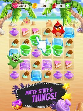 Angry Birds Match скриншот 5