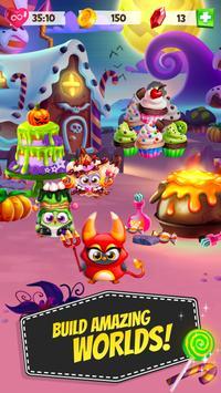 Angry Birds Match скриншот 14