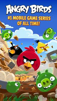 Angry Birds Classic poster