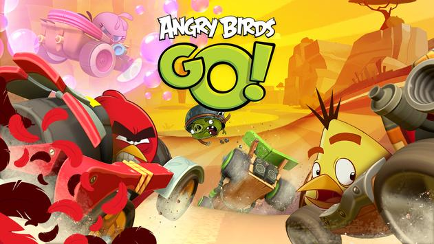 Angry Birds poster