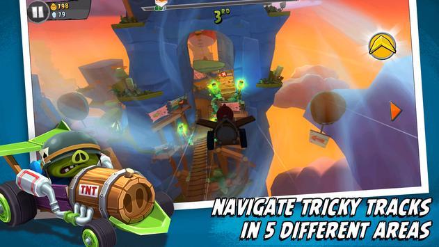 Angry Birds Go! apk تصوير الشاشة
