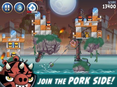 Angry Birds Star Wars II Free screenshot 13