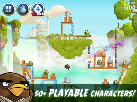 Angry Birds Star Wars II Free screenshot 14
