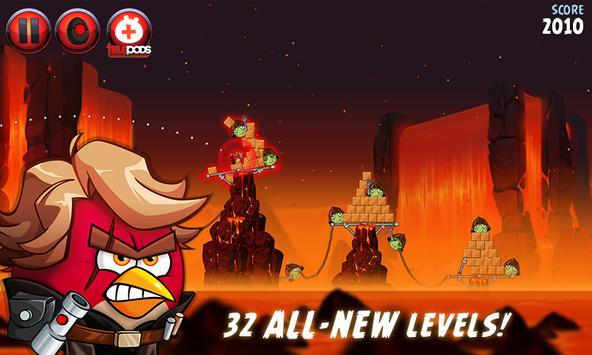Angry Birds Star Wars II Free screenshot 4