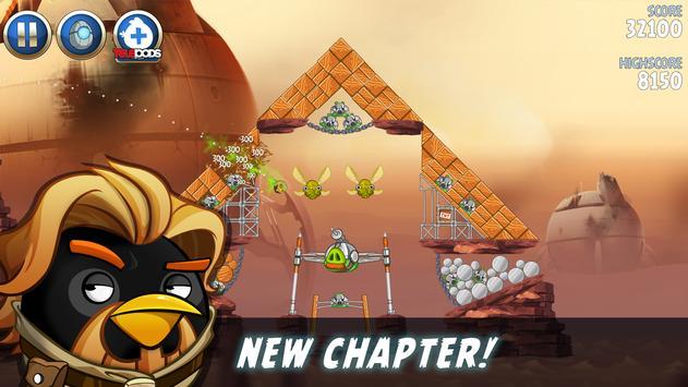 Angry Birds Star Wars II Free screenshot 9