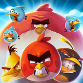 Angry Birds 2 أيقونة