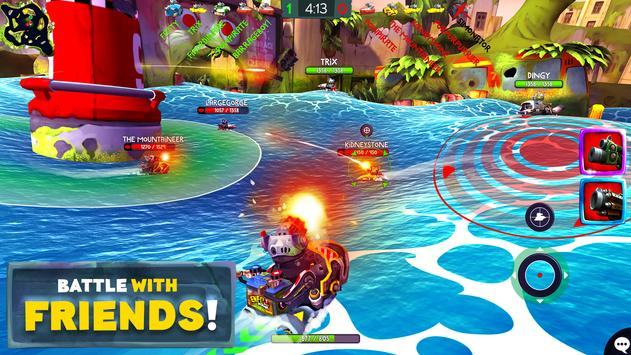 Battle Bay screenshot 10