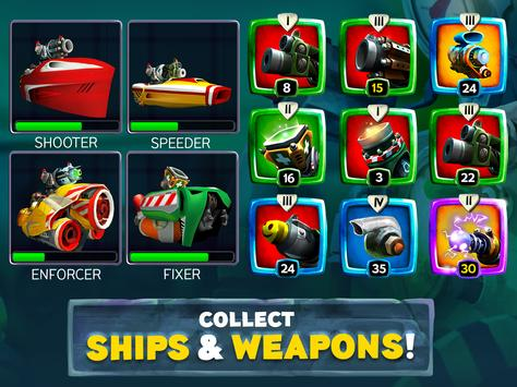 Battle Bay captura de pantalla 11