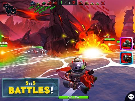 Battle Bay captura de pantalla 12
