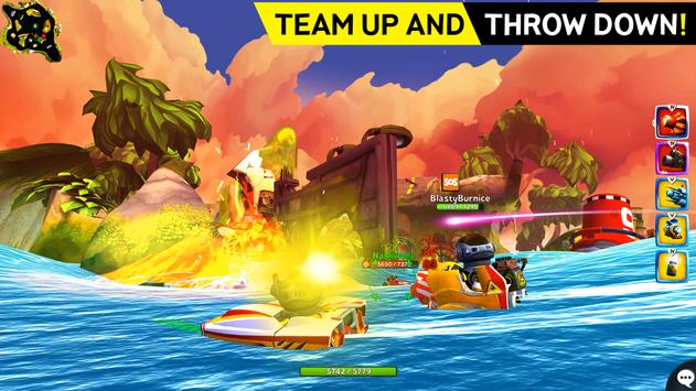 Battle Bay imagem de tela 1