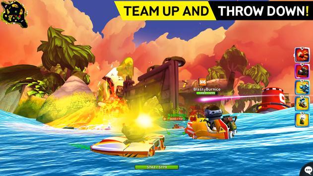 Battle Bay APK-screenhot