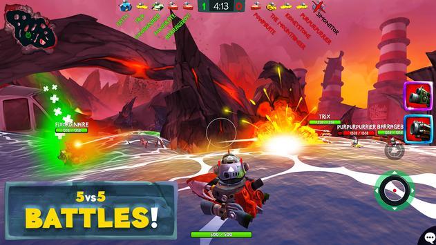 Battle Bay captura de pantalla 2