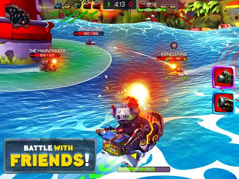 Battle Bay screenshot 5