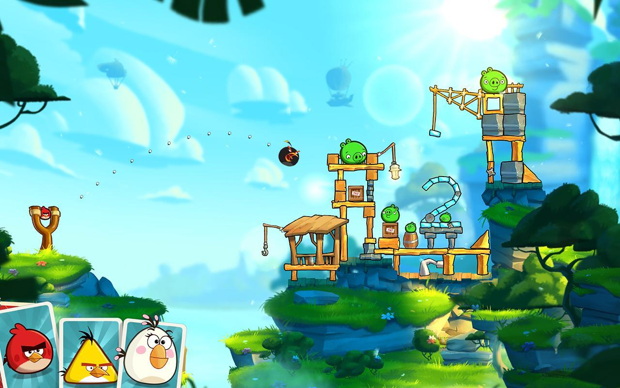 angry birds 2 game free download for android