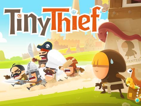 Tiny Thief Cartaz