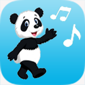 Scream Panda Run Adventures icon