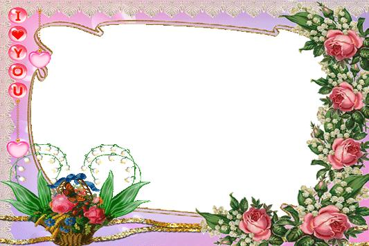 Flowers photo frames Animated APK Download - Free Photography APP ...