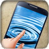 Water Drop Ripple Effect icon