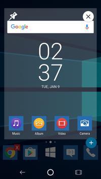 Windows Xperia™ Theme screenshot 4