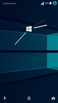 Windows Xperia™ Theme poster