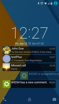 NiLS Lock Screen Notifications apk screenshot