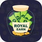 Royal Earn icon