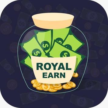 Royal Earn screenshot 1
