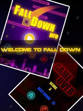 Fall Down Pro apk screenshot