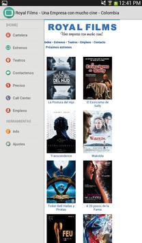 Royal Films screenshot 5