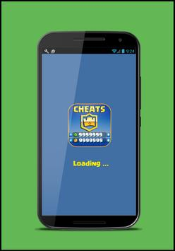 Cheat Clash Royale - Guide poster