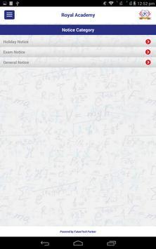Royal Academy Virar Parent App screenshot 3