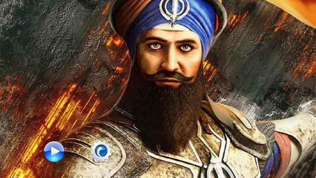 Baba Banda Singh Bahadur poster