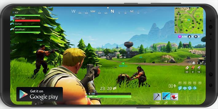 Game Fortnite Ticks and Tips New 2018 screenshot 2