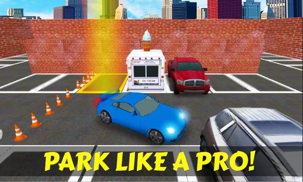 Parking Car Frenzy poster