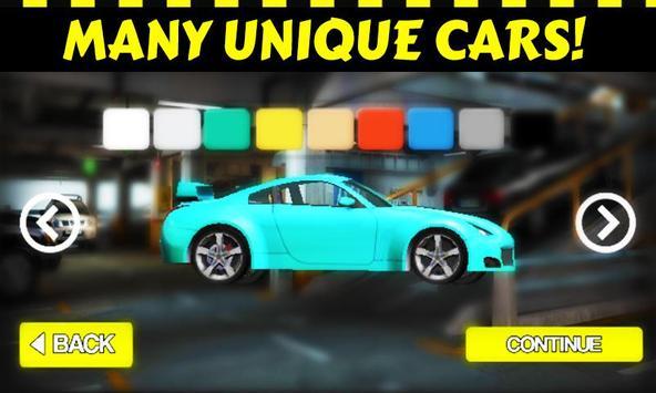 Parking Car Frenzy screenshot 2