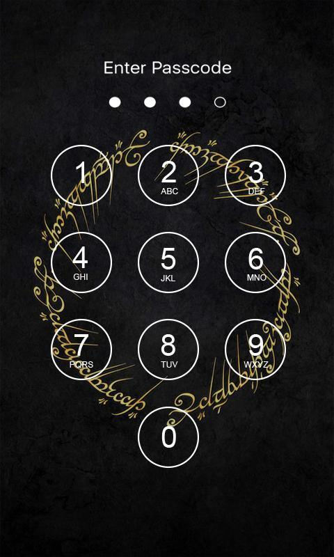 LOTR 4K Lock Screen : Lord Of The Rings for Android - APK