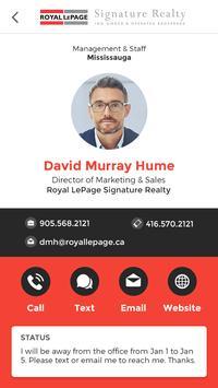 Royal LePage Signature Communicator apk screenshot