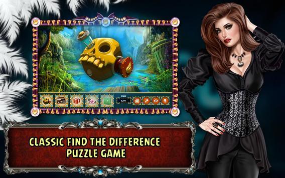 Hidden Object Games Free 300 levels : Castle Crime screenshot 6