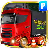 Download Game antagonis android Truck Driver : Simulator 3D Game APK 3d
