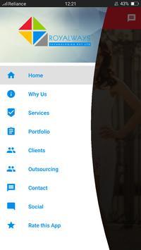 Royalways Technologies Pvt. Ltd. apk screenshot