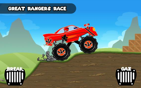 Monster of rangers apk screenshot