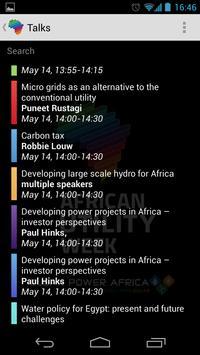 African Utility Week screenshot 3