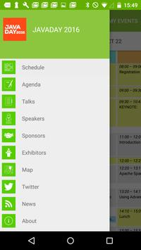 Eventor screenshot 1