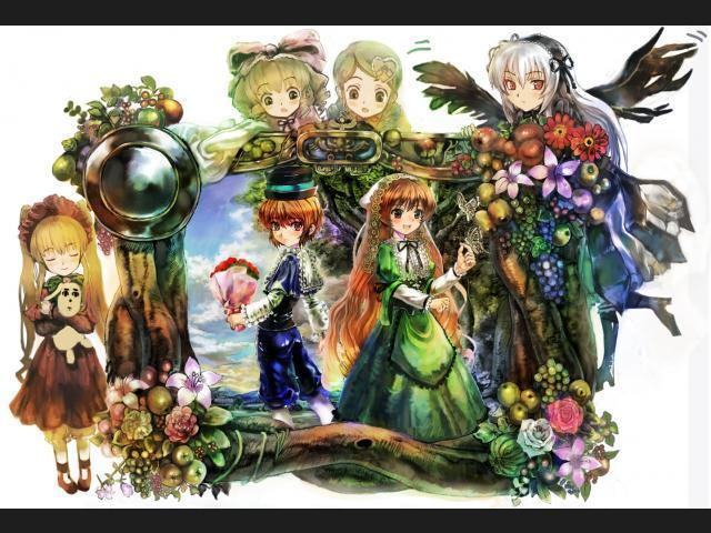 Rozen Maiden Wallpaper For Android Apk Download