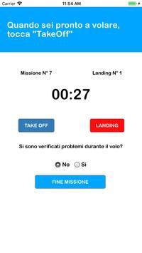 Logbook Drone screenshot 2