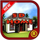 5D Home Design New icon