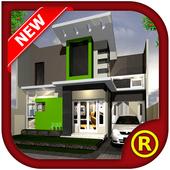 Minimalist Home Design New icon