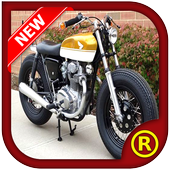 Motorcycle Modification icon